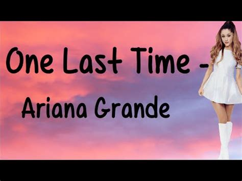download mp3 album ariana grande download one last time with lyrics ariana grande video