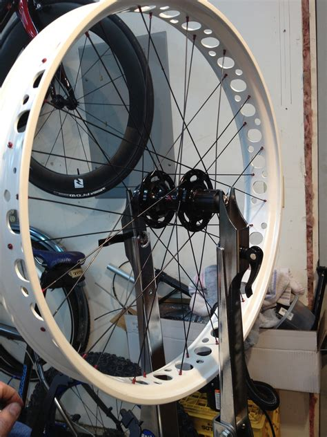 Handmade Bike Wheels - drilled bike rims venga velo