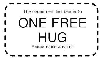 printable free hug coupons glitter graphics the community for graphics enthusiasts