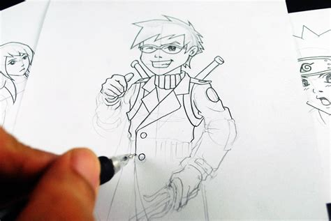 learn how to your how to learn to draw and develop your own style 5 steps