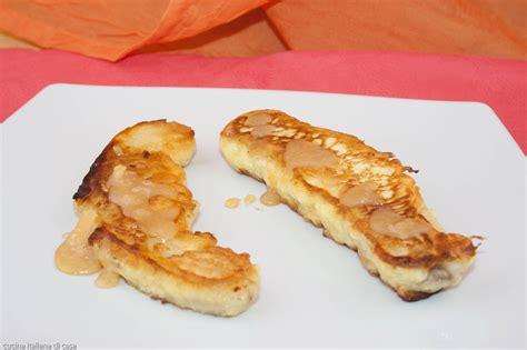 banana da cucina come fare la banana fritta ricette di cucina