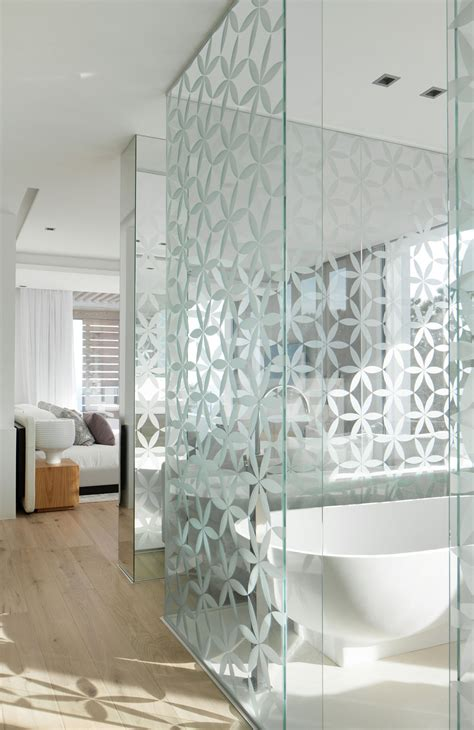 glass wall bathroom bathroom with glass walls