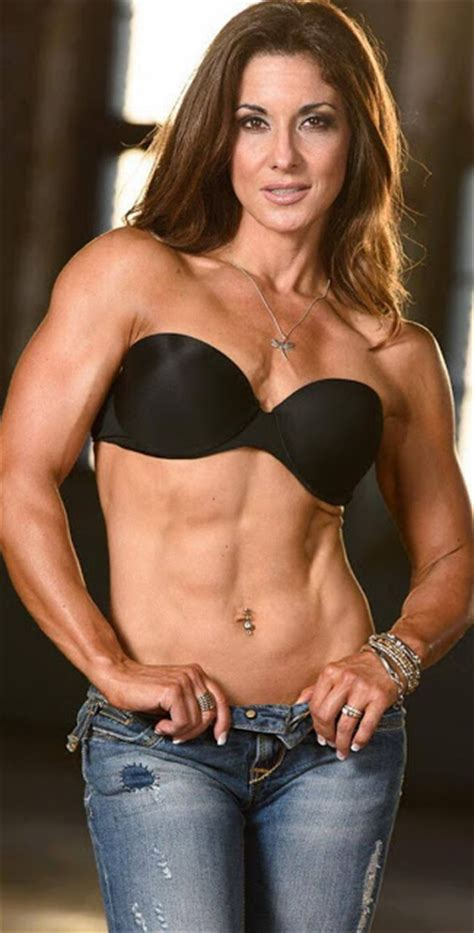 model mayhem women over 40 female fitness figure and bodybuilder competitors maggie