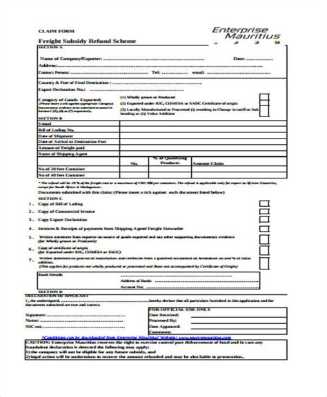 Freight Claim Form Template 28 Images Freight Claim Form Template Lovely Aflac Claim Forms Freight Claim Form Template