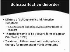 Psychotic disorders Schizophrenia Positive Symptoms