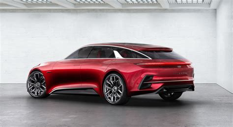 kia concepts kia proceed concept is sensitive to changing light