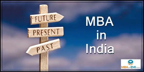 Work Experience For Mba In India by Mba On Emi