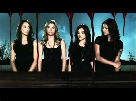 theme song pretty little liars lyrics pretty little liars theme song halloween youtube