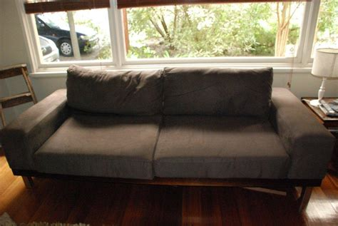 custom made slipcover before after non ikea sofa slipcover of shonah tomkins