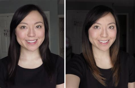 review with before and after photos loreal feria hair review l oreal f 233 ria wild ombr 233 fiona man toronto