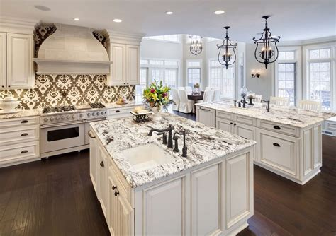 Kitchen Cabinets Hgtv by Alaska White Granite Countertops Kitchen Traditional With