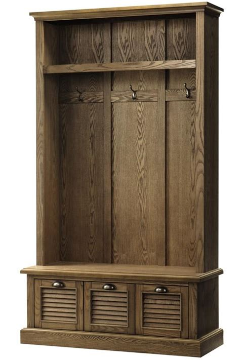 Entryway Locker Furniture fancy shutter locker storage trees entryway furniture homedecorators