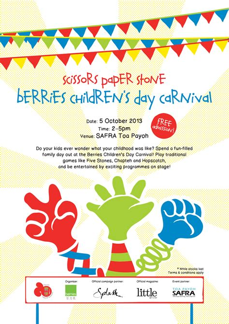 day event guide to celebrating children s day 2013 in singapore
