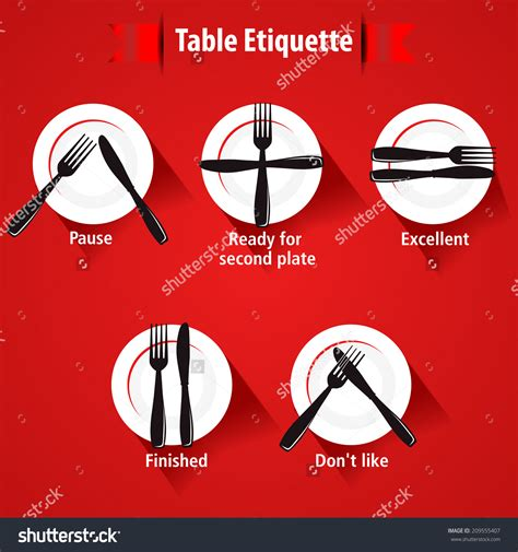 11 dining etiquette clip