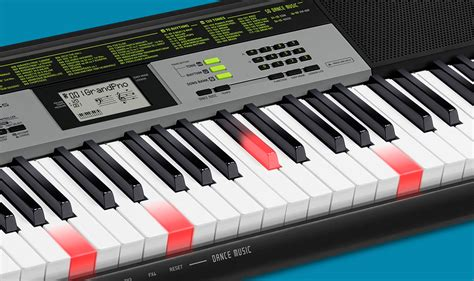 best lighted keyboard piano casio lighted key keyboards casio music