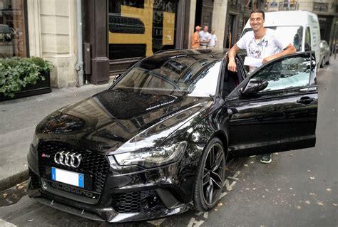 zlatan ibrahimović compra la nuova audi rs6 avant toute