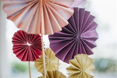 Pinwheels Out Of Paper - paper pinwheels a subtle revelry