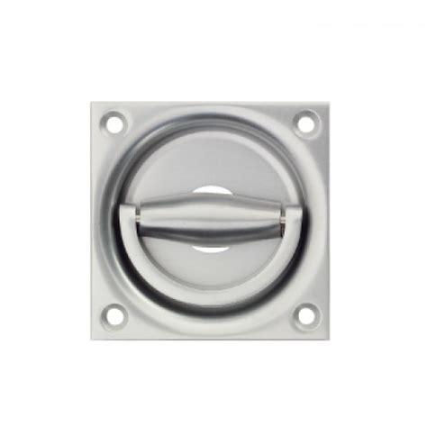 Flush Door Handles by Flush Ring Door Handles In Stainless Steel Aluminium Or