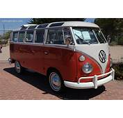 1964 Volkswagen Microbus Pictures History Value