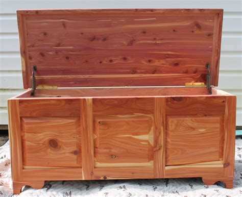 Handmade Cedar Chest - ic church auction 2013 handmade cedar chest