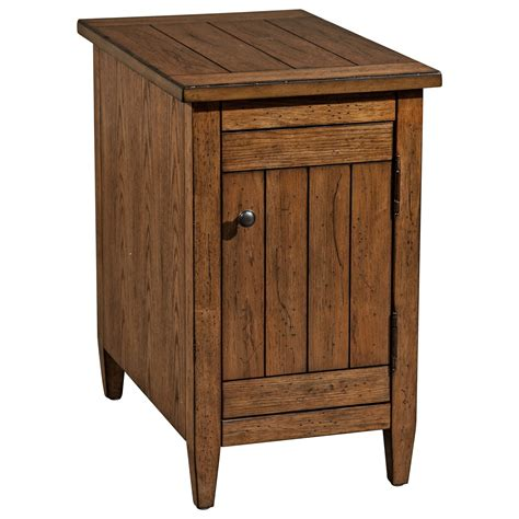 oak accent tables broyhill furniture 8712 attic oak stain accent table