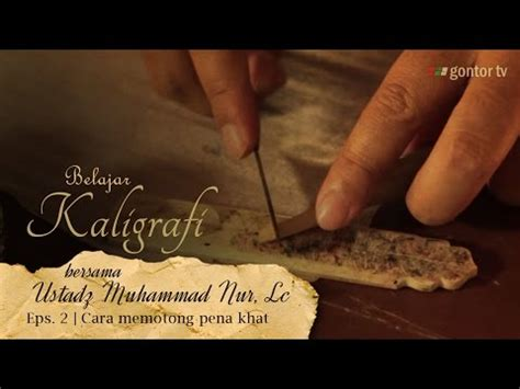 tutorial melukis kaligrafi tutorial lukis kaligrafi islam doovi