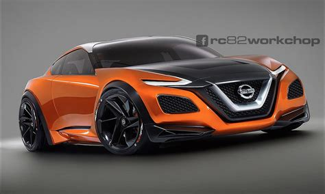 new nissan z next gen z car and crossover concepts