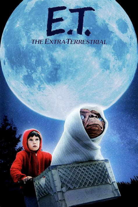 E T The Terrestrial e t the terrestrial 1982 posters the