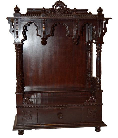 Temple Furniture Reviews by Interior Furniture Brown Wooden Temple