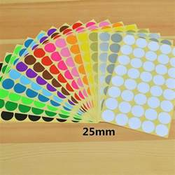 colored circle stickers buy wholesale colored dot stickers from china