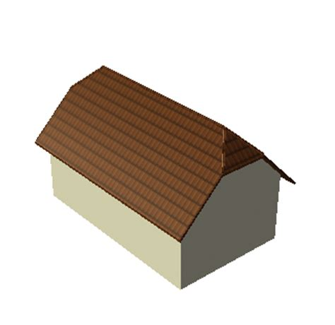Hip End Roof Simple Roof Shapes