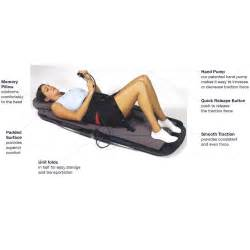 saunders home traction comfortrac home lumbar traction device ebay