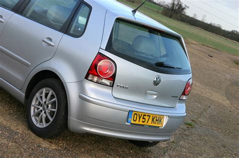 polo volkswagen 2002 volkswagen polo hatchback 2002 2009 photos parkers