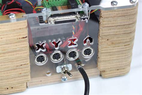 buildyourcnc  redfly cnc electronics system