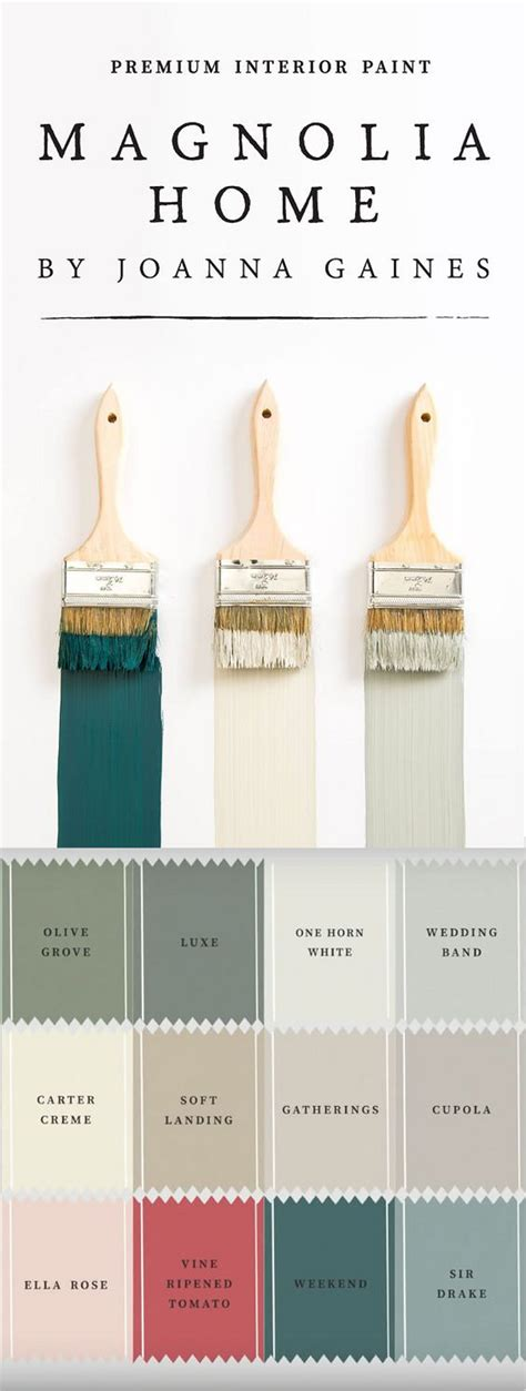 paint colors in joanna gaines home interior design ideas home bunch interior design ideas