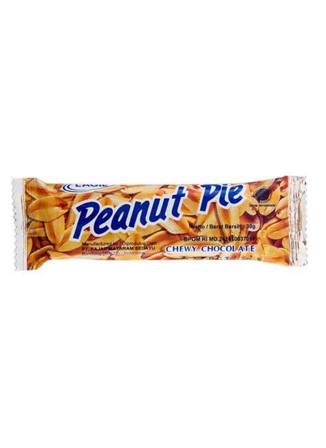L Agie Febby Peanut l agie chocolate peanut pie pck 30g klikindomaret