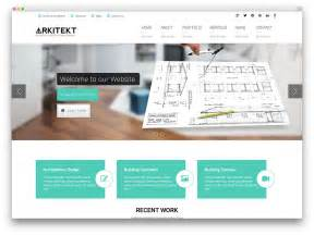 design site best themes for architects and architectural