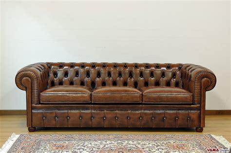 divani letto chesterfield divano chesterfield 3 posti prezzo e dimensioni