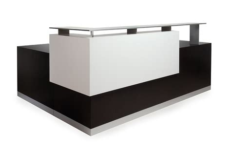 Kubist Reception Desk Arnold Contract Desk Reception