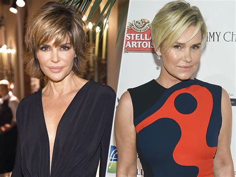 yolanda housewives of beverly hills hairstyle real housewives of beverly hills lisa rinna says yolanda