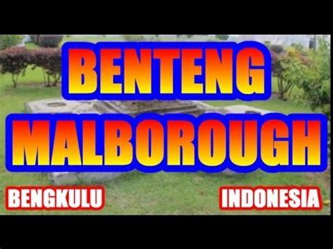 Yotuber Indonesia 001 wisata indonesia benteng marlborough bengkulu 001