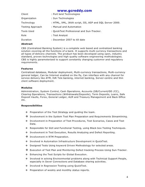 Selenium Automation Testing Resume Sle by The Nys Bar New York State Board Of Examiners