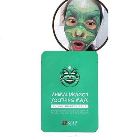 Snp Animal Mask Masker Animal Animal Mask 7 7 whackiest korean products that will make you go what vogue india tips