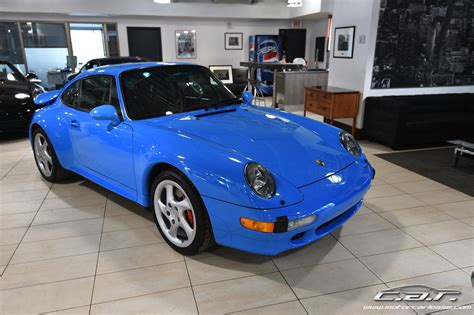 porsche riviera blue riviera blue porsche 911 turbo rare cars for sale