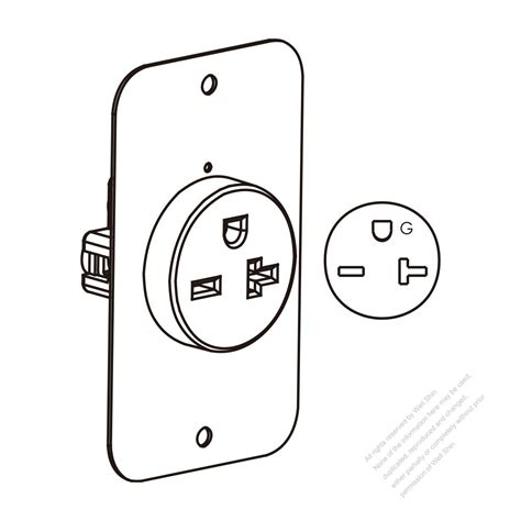 nema l6 20 box wiring diagram receptacle wiring diagram