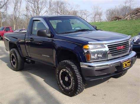 car manuals free online 2004 gmc canyon parking system 2004 gmc canyon z71 sl for sale in cincinnati oh stock tr10030