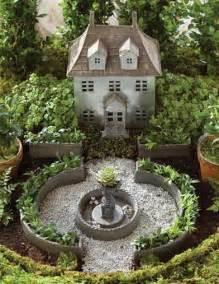 miniature chateau garden kit
