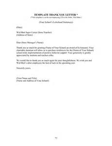 Thank You Letter Donation Template by Best Photos Of Thank You Letter Template Printable Free