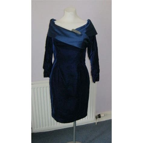 Of The High Will Velvet Be A Key Fabric In Your Aw Picks by Vintage Velvet Dresses Sensory Luxury Fashion