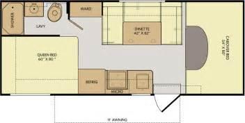 Fleetwood Bounder Floor Plans 2016 fleetwood tioga montara